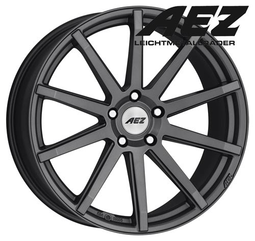 AEZ Straight dark 8,5x20 ET35 5x114,3 20